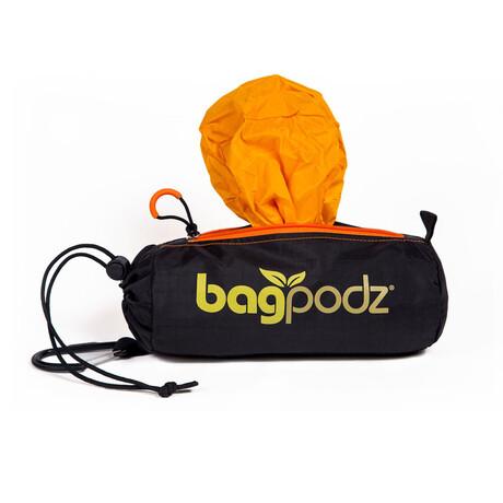 Bag Podz // Saffron Yellow // 10 Pack