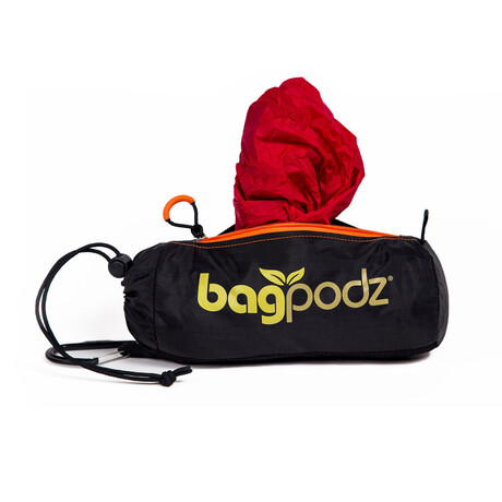 Bag Podz // Cayenne Red // 10 Pack