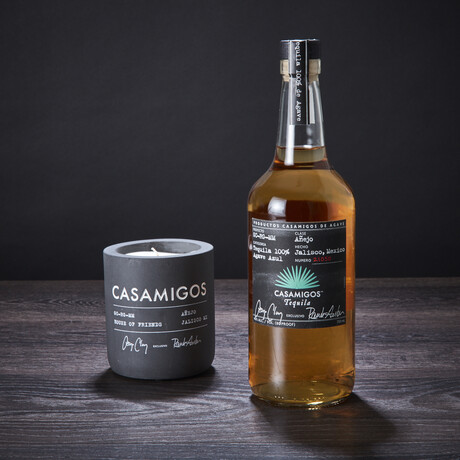 Añejo Set // Tequila + Limited Edition Candle