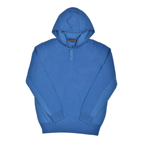 Stark Cashmere Sweater // Blue (Euro: 46)