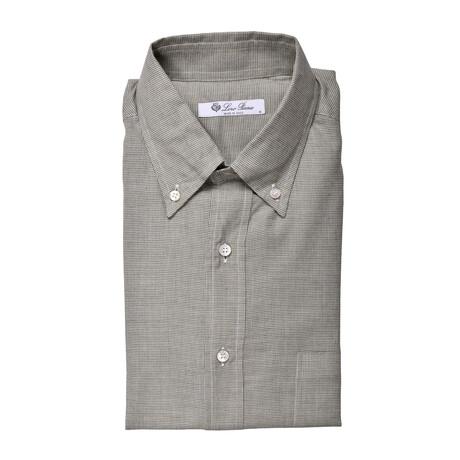 Phillips Shirt // Green + Multicolor (S)