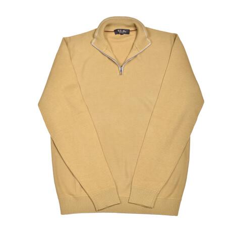 Patricio Sweater // Yellow (Euro: 46)