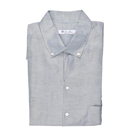 Deveraux Shirt // Teal (S)