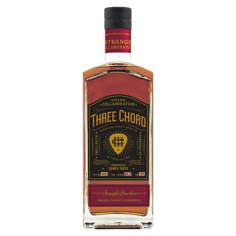 Strange Collaboration Bourbon // 750 ml