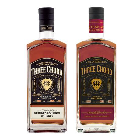 Bourbon Set // 2 Bottles // 750 ml Each