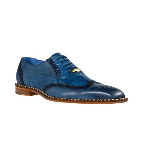Napoli Shoe // Blue (US: 8)