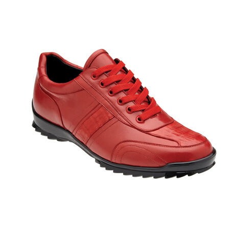 Orfeo Shoe // Red (US: 8)
