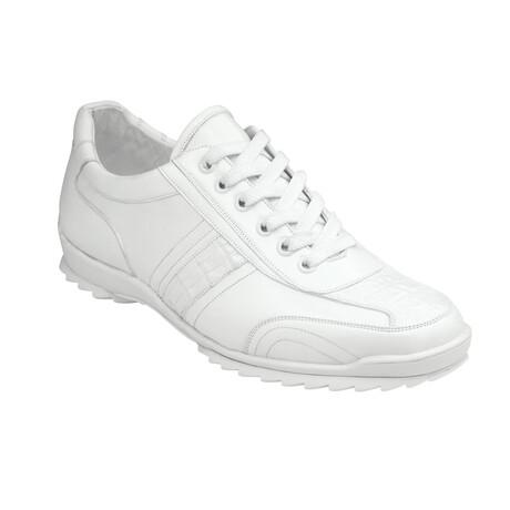 Orfeo Shoe // White (US: 8)
