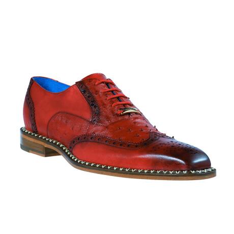 Napoli Shoe // Red (US: 8)