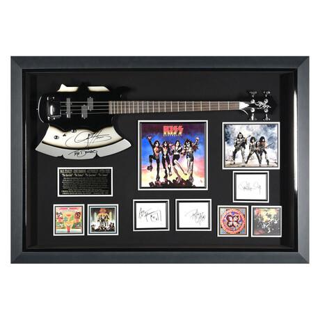 Kiss // Axe Guitar