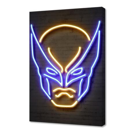 """Wolverine (12""""H x 8""""W x 1.5""""D)"""