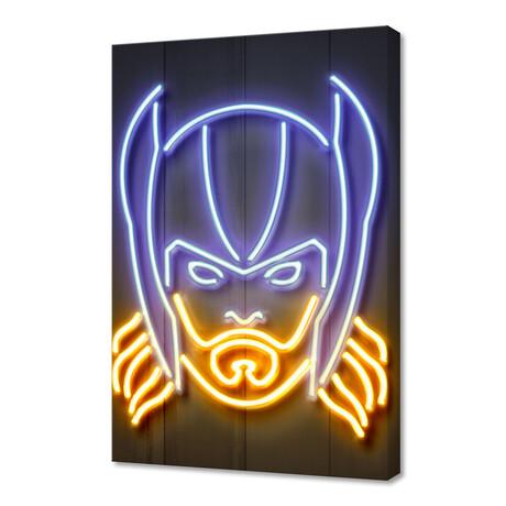 "Thor (12""H x 8""W x 1.5""D)"