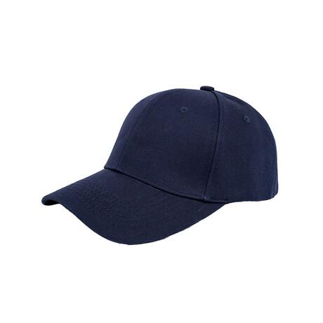 Odor Resistant Baseball Hat // Navy Blue