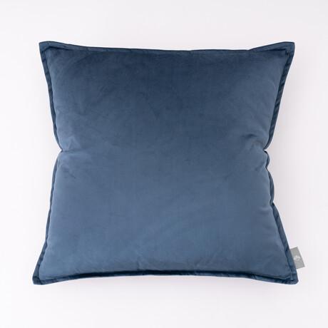 """Haven Dutch Velvet Pillow // 20"""" X 20"""" (Whisper Pink)"""