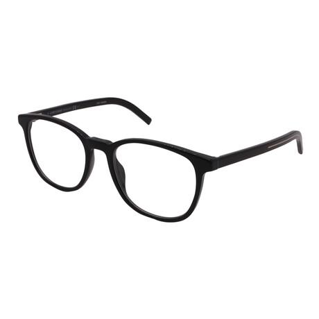 Dior // Men's BLACKTIE 242-807 Square Optical Frames // Black