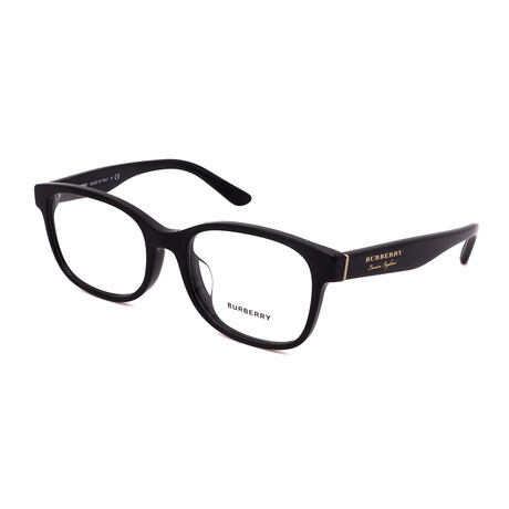Burberry // Men's BE2263F-3001 Sqaure Optical Frames // Black