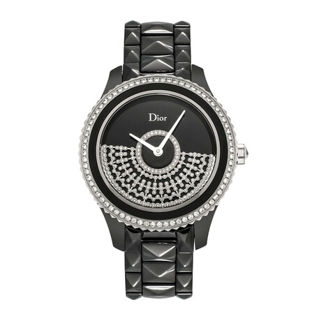 Dior Ladies VIII Grand Bal Resille Automatic // CD124BE3C001 // Store Display