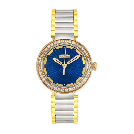 Dewitt Ladies Blue Empire Quartz // BEM.QZ.001 // Store Display