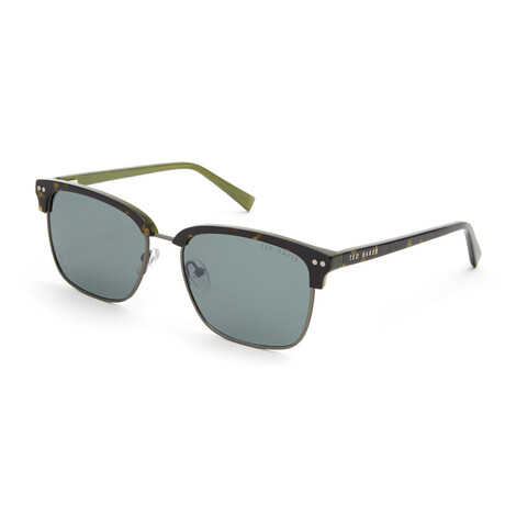 Men's Jackson Club Polarized Sunglasses // Tortoise