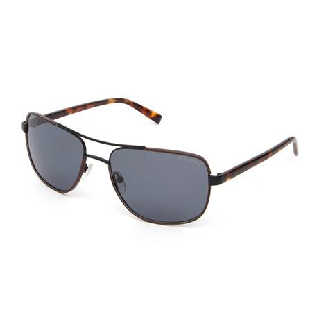Men's Paul Navigator Polarized Sunglasses // Brown