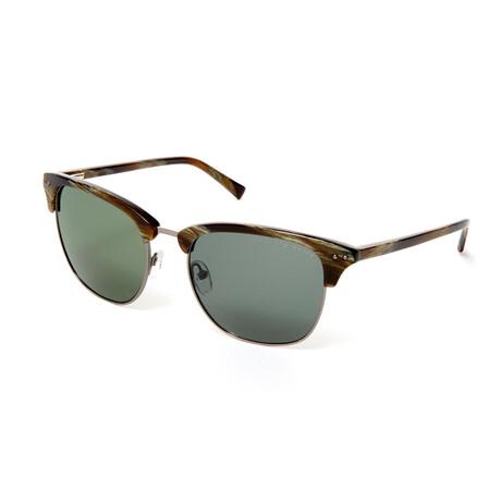 Men's Rohan Club Polarized Sunglasses // Green Horn