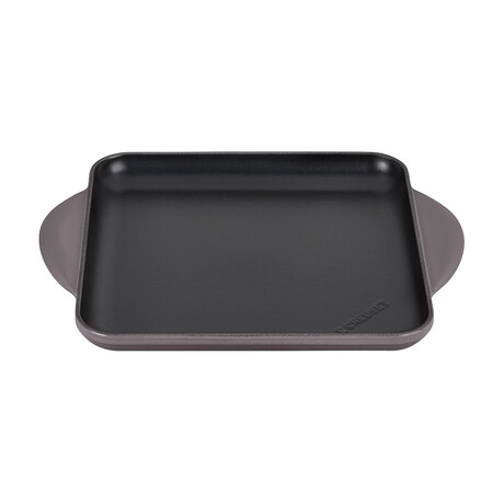 """Square Griddle Pan // 9.5"""" (Flame)"""