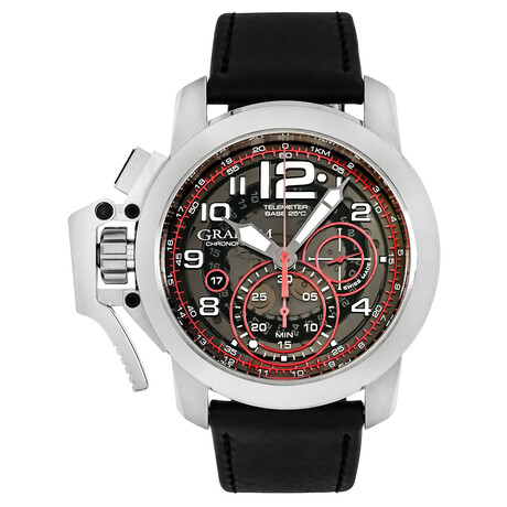 Graham Chronofighter Oversize Target Automatic // 2CCAS.B37A // Store Display