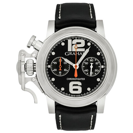Graham Chronofighter Vintage Automatic // 2CVES.B18A // Store Display