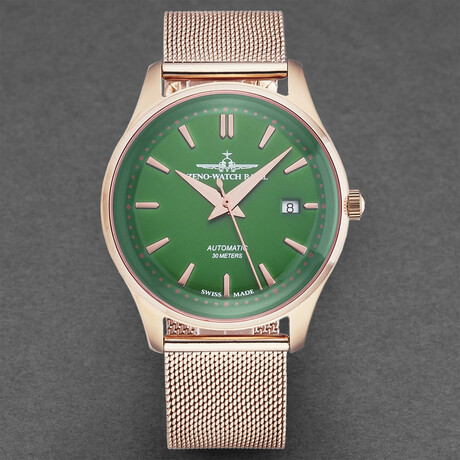 Zeno Jules Classic// Automatic // 4942-2824PGRG81