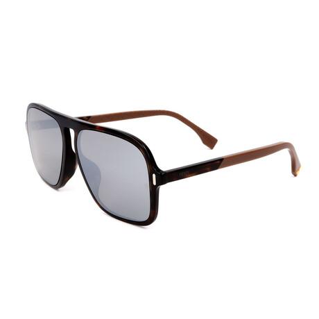 Men's M0066 Sunglasses // Havana
