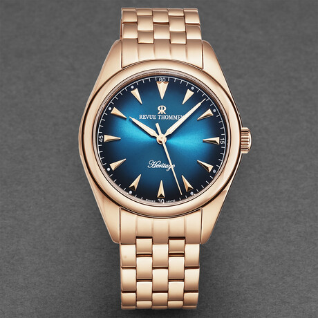 Revue Thommen Heritage Automatic // 21010.2165 // New
