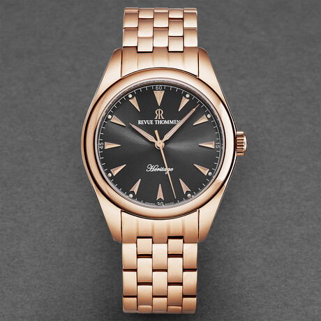 Revue Thommen Heritage Automatic // 21010.2162 // New