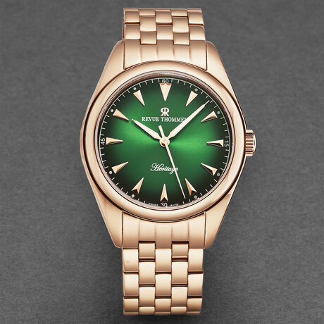 Revue Thommen Heritage Automatic // 21010.2164 // New