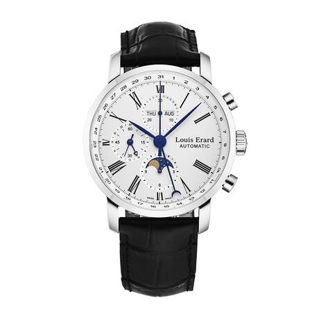 Louis Erard Excellence Chronograph Automatic // 80231AA01.BDC51