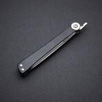 Higo No Kami // Folding Steak Knife + Sheath // Small