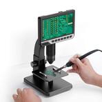 LCD Microscope