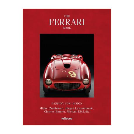 The Ferrari Book // Passion For Design