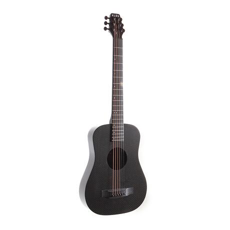 KLOS Full Carbon Acoustic Travel Guitar
