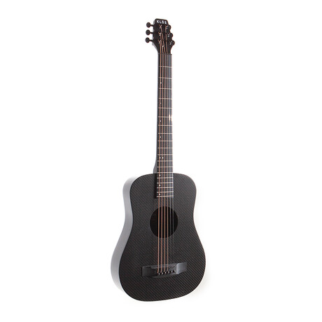 KLOS Full Carbon Acoustic Electric Travel Guitar