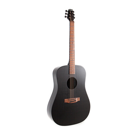 KLOS Hybrid Deluxe Acoustic Electric Full Size Guitar