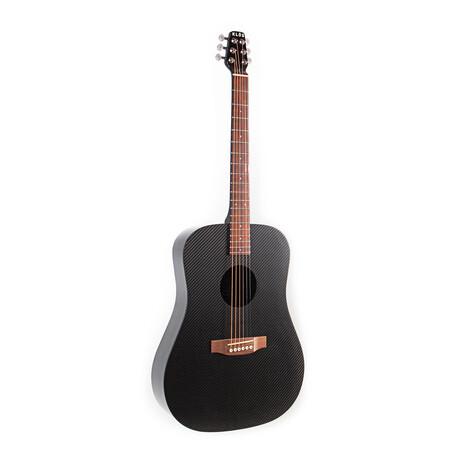 KLOS Hybrid Acoustic Full Size Guitar
