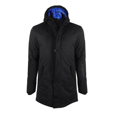 Sawyer Winter Coat // Black (S)