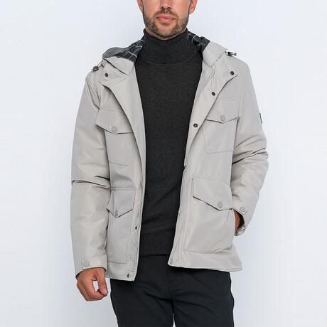 Franco Utility Jacket // Gray (S)