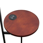 Nyx Crescent RGB Side Table