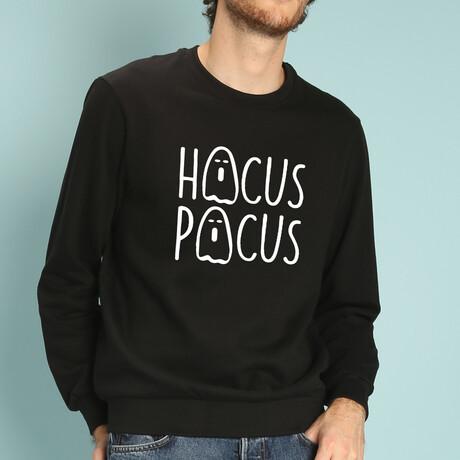 Hocus Pocus Sweatshirt // Black (S)