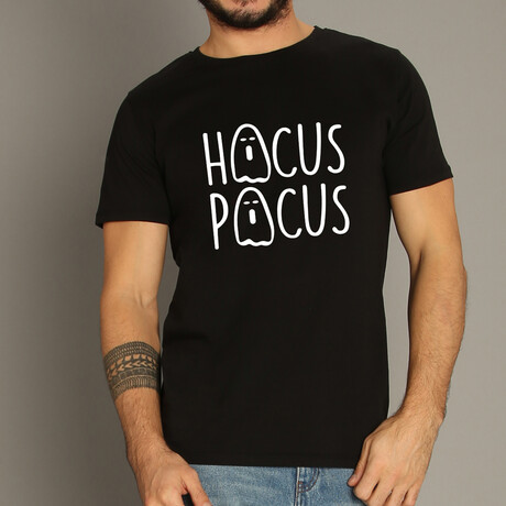 Hocus Pocus T-Shirt // Black (S)