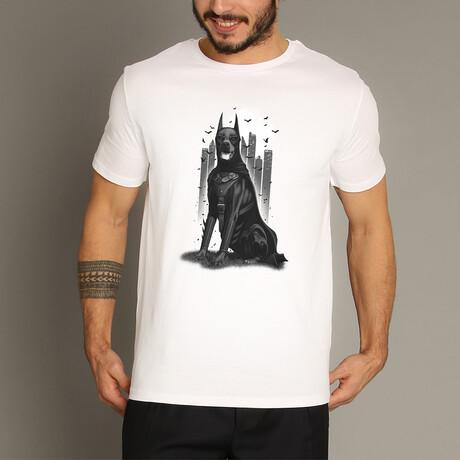 Doberman T-Shirt // White (S)