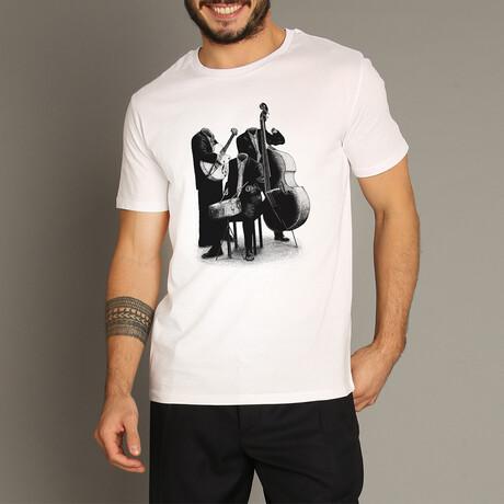 Concerto T-Shirt // White (S)