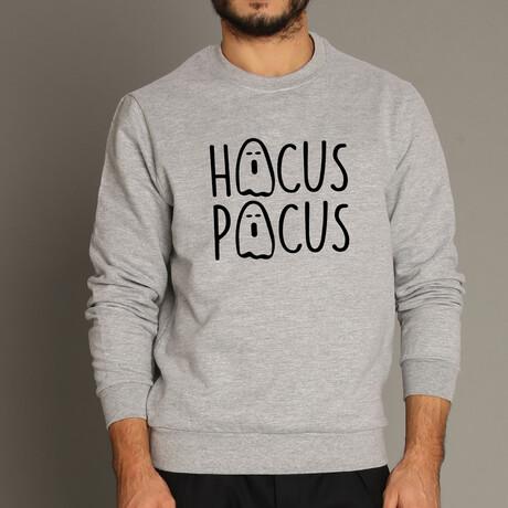 Hocus Pocus Sweatshirt // Gray (S)
