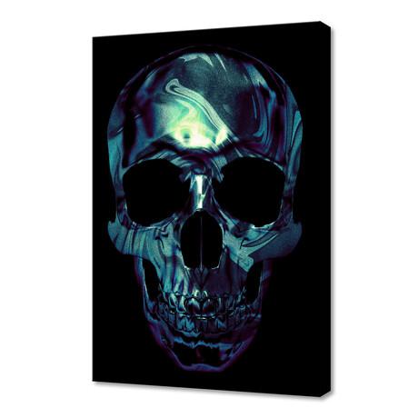 """Skull 3 (8""""W x 12""""H x 0.75""""D)"""